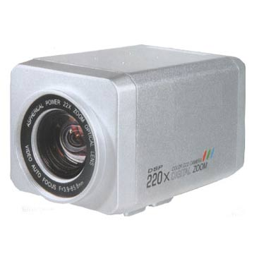 Color CCD D-N 220X Zoom Cameras
