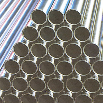 Round Tubular Welded Pipes