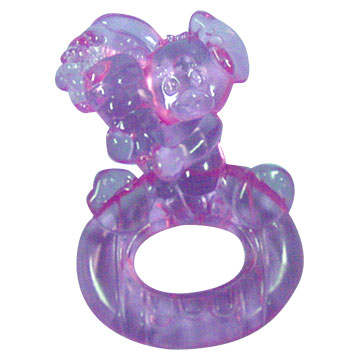 animal cool style teether y1473