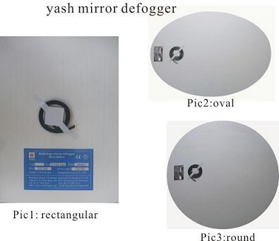 mirror defogger,demister