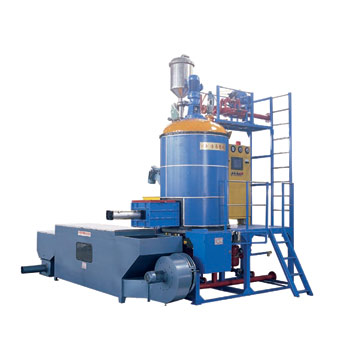 Batch Pre-Expander ( EPS Machinery )