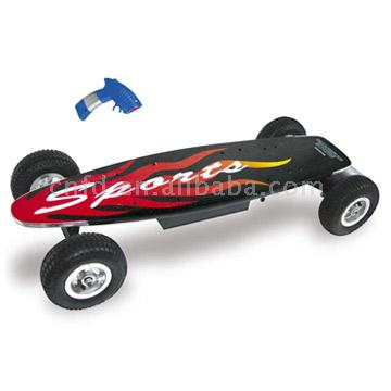 electric skateboard part