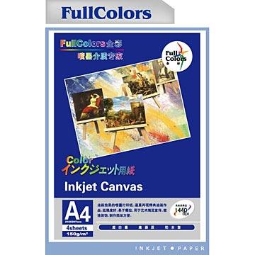 Inkjet Canvas