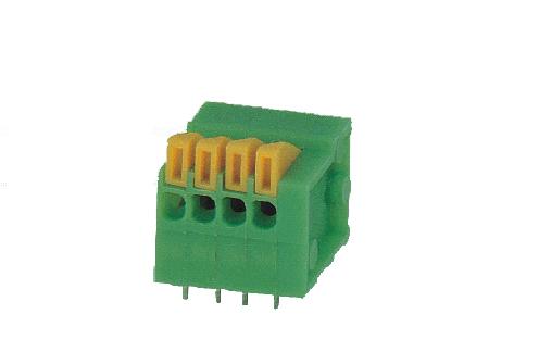 circuit printed terminal