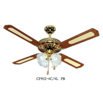 Decorative ceiling fans cf952 4c4l pb manufacturer from china decorative ceiling fans aloadofball Gallery