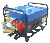 Plunger High Pressure Cleaning Machines