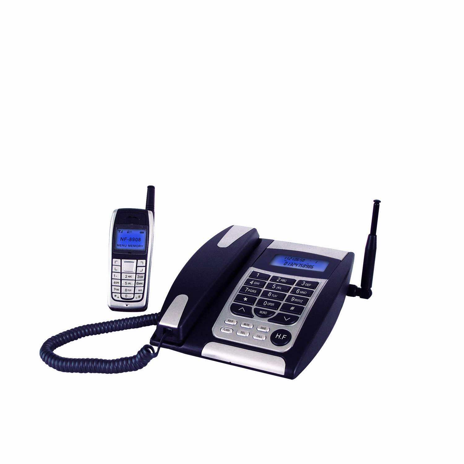 Displays Long Range Cordless Phone