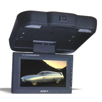 LCD Color Monitor