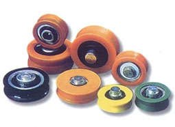Nylon Window Pulley