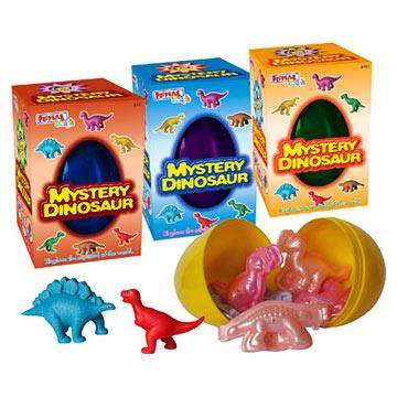 Dinosaur Dough Toys