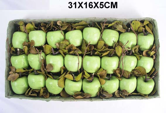 artificial apple,crafts,gifts