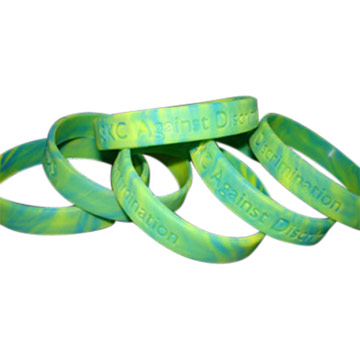 Mixed Color Wristbands