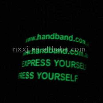 Flash Silicone Bracelets