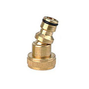 Brass Hose Connector Fitting