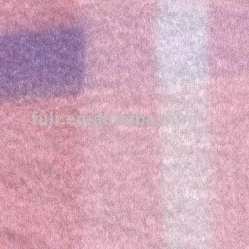 Printed Polar Fleece Antipilling