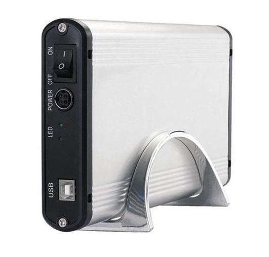 UL-35OS USB 2.0 Aluminum 3.5inch HDD Enclosure