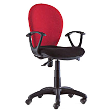 Armset staff chair