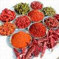 Whole Chili, Chili Granules, Chili Powder