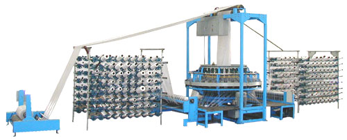 PP Woven Sack Machines