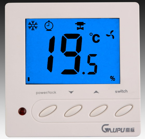 GP100 series room thermostat