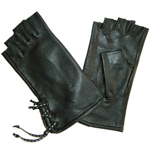 Fashion Leather Dress Glove