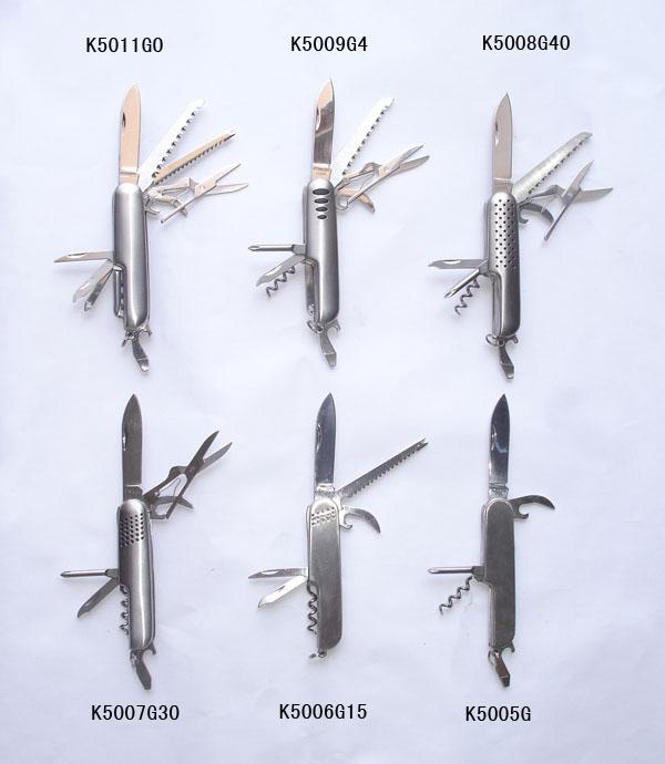Multi-Function Knives
