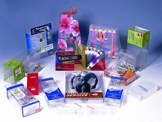 Plastic Bag&Box