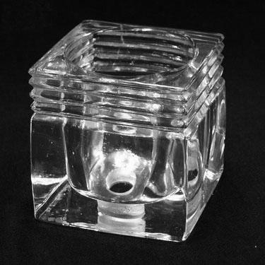 Machine-pressed Glass Lampshade