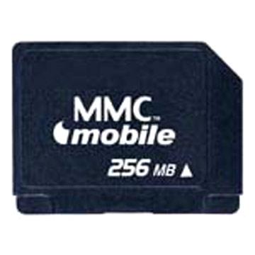 RS-MMC Card 256MB