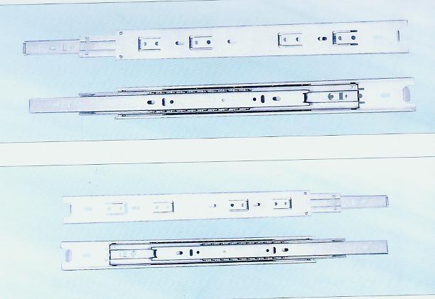 stainless steel mute three-folded slide
