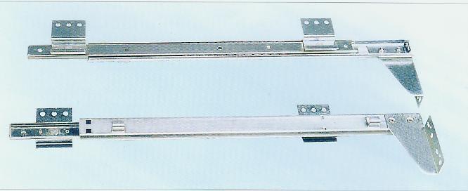 Cabinet hanging  basket  ttwo-folded slide