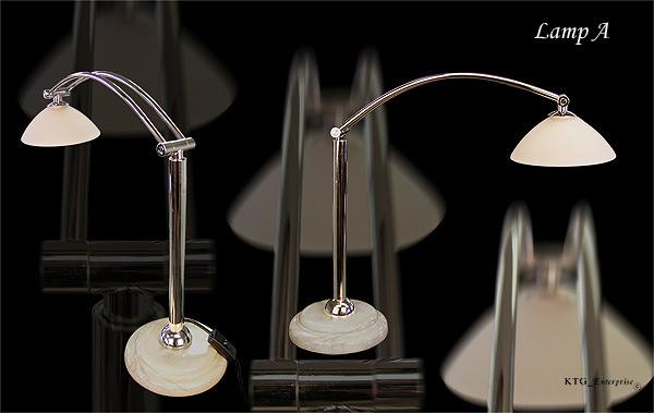 Nail table Lamp
