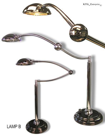 Nail table Lamp.