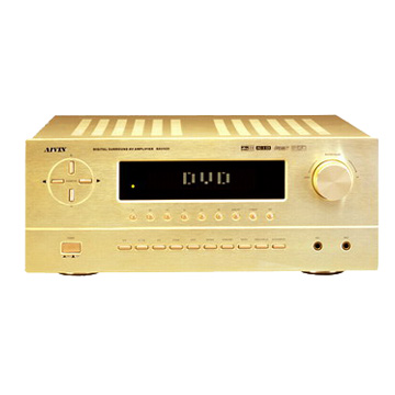 Digital Surround Home Theater Power Amplifiers