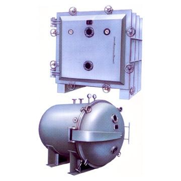 Cylinder, Square Vacuum Dryer