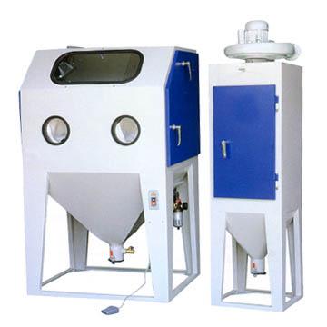 Siphon Blasting Machine