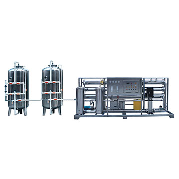 WT-RO-1-50T-H Pure Water Production Lines