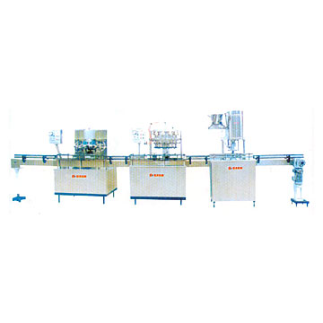 Carbonated Drink Constant Pressure Production Lines