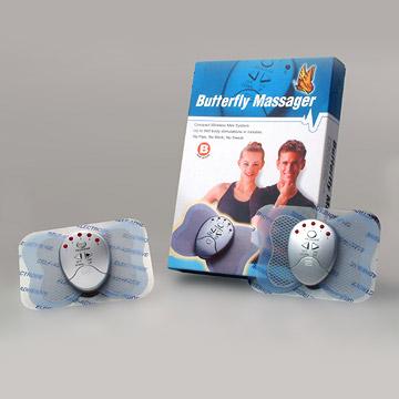 Butterfly Massagers (E.M.S Massager)
