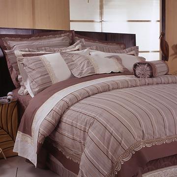 Yarn-Dyed Bedding Set