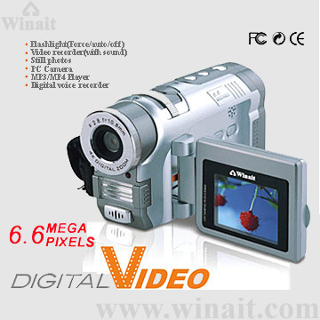 Digital Camera/ Vidicon/Camcorder
