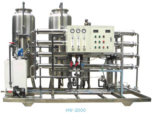 Mineral Water Treatment Machines