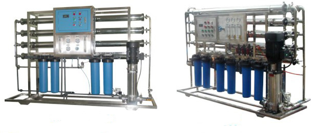 Reverse Osmosis Units 2000LPH to 4000LPH