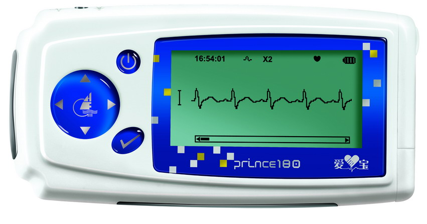 Personal ECG recorder