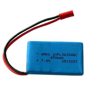 Li-ion Polymer Battery