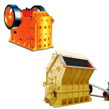 Jaw Crusher & Impact Crusher
