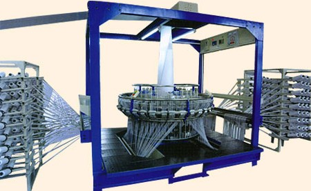 PP/PE Woven Sack Making Machinery