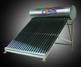 solar flat water heater