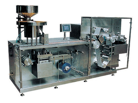 High-speed Al/Plastic Blister Packing Machine