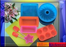 silicone kitchenware (bakeware)
